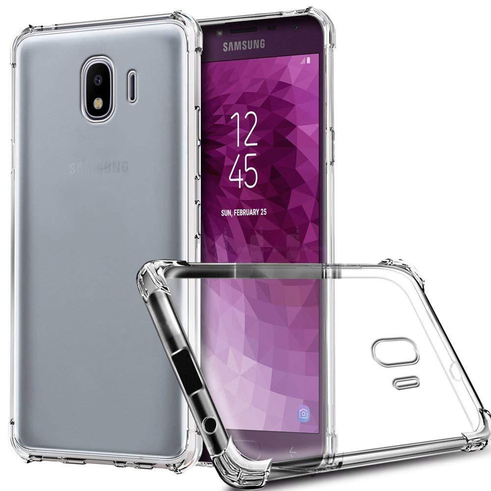 14a4d61b92 Capa Samsung J4 2018 Anti-impacto + Película De Vidro - R  9
