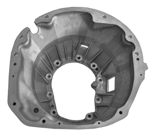 capa seca motor dodge v8 charger rt dart 318 para cambio hilux 3.0 - adap brasil