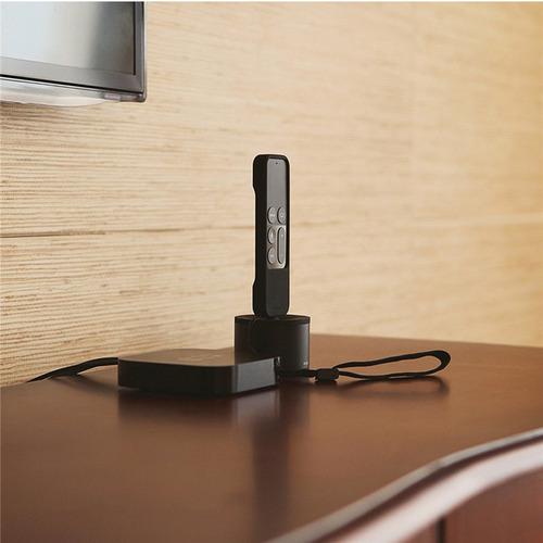 capa silicone controle apple tv 4k geração + cordão