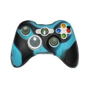 Capa Silicone Controle Xbox 360 Oem Fr-313 - R  12,00 em Mercado ... 0b06bf3900