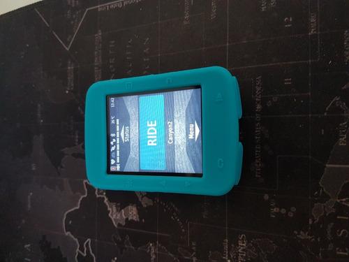 capa silicone garmin edge 520 - frete r$10,00