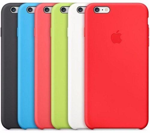 Capa silicone original apple iphone e se em mercado livre jpg 500x443 Capa  silicone 9731e35cc6