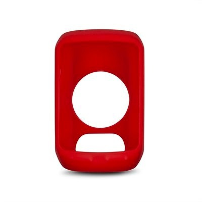 capa silicone original garmin edge 510 vermelho - m8corp