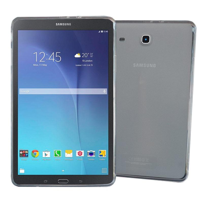 capa silicone tpu tablet samsung tab e 9.6 t560 t561 + vidro. Carregando  zoom. 647bcb86a7