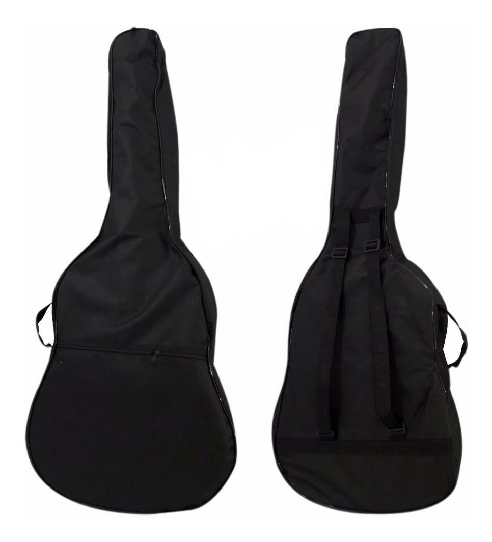 Capa Simples Para Violão Juvenil Ac 34 - R$ 30,00 em Mercado Livre