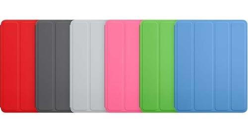 capa smart cover original p/ ipad 2, 3 e 4-varias cores