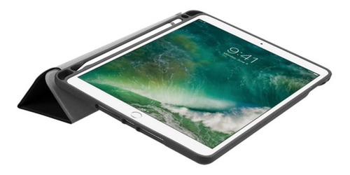 capa smartcase p/ apple new ipad 17 /18 c/ suporte p/ pencil
