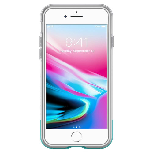 capa spigen apple iphone 7 8 plus ed imac g3 classic c1 snow