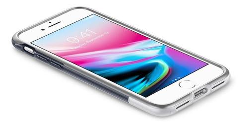 capa spigen apple iphone 7 8 plus imac g3 classic c1 cinza