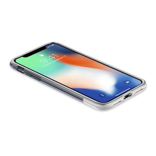 capa spigen apple iphone x xs edição imac g3 classic cinza