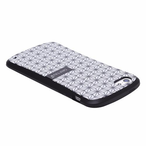 capa  spiral  em tpu+acrílico iphone 5c/5s