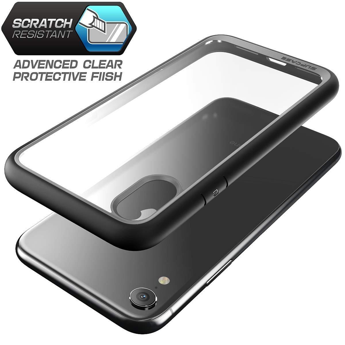 huge discount 7d2bf c48d1 Capa Supcase iPhone Xr - Unicorn Beetle Style - 6.1'