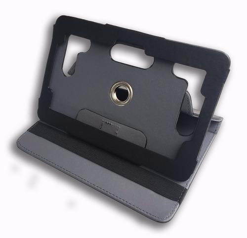 capa tablet 7 pol e pelicula universal asus fonepad 7