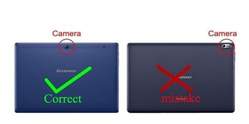 capa tablet lenovo tab2 a10-30 / a10-70 / tab3 a10 x70 x103f