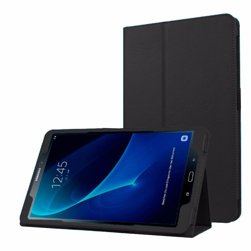 Capa Tablet Samsung Galaxy Tab A 10.1 T585 + Película Vidro - R  42 ... 5f7c84dfcd