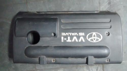 capa tampa motor corolla 2003  a 2007 filder original