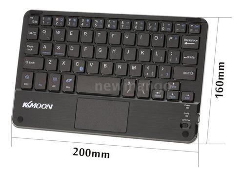 capa teclado para tablet samsung tab s2  8'' t710 t715 t719