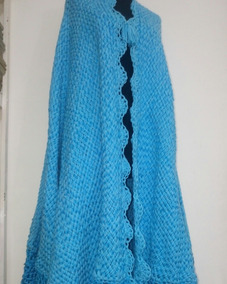 c026d1c85 Capa Tejida Crochet - Ponchos en Capital Federal en Mercado Libre ...