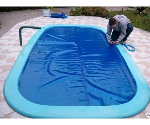 capa térmica para piscina  5x3,8