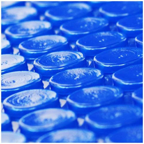 capa térmica para piscinas - 4x8 - 300 micras pronta entrega