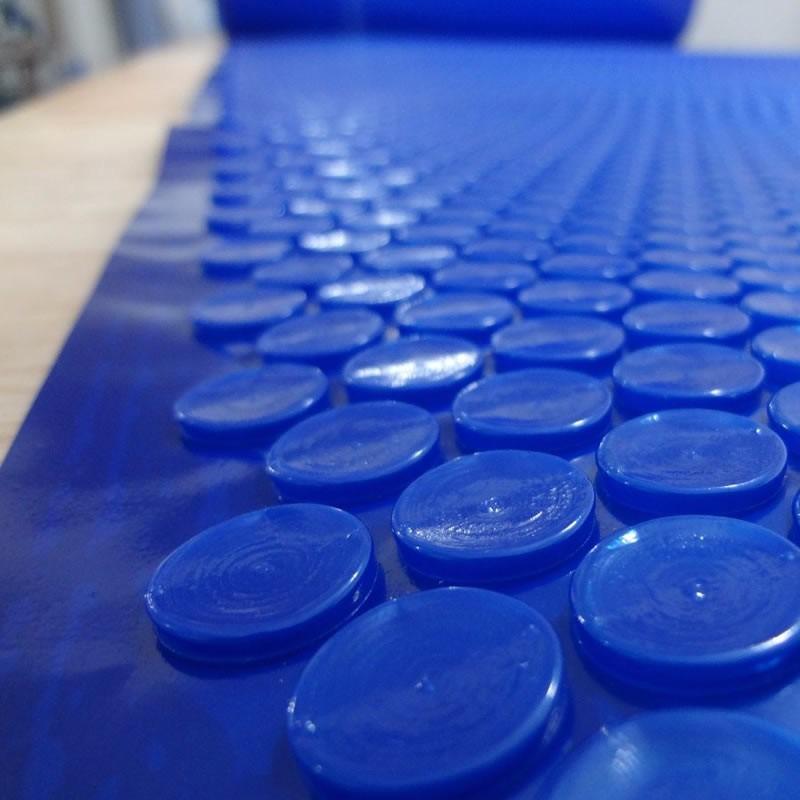 Capa manta t rmica bolha flutuante piscina 5x2 50 metros for Manta termica piscina