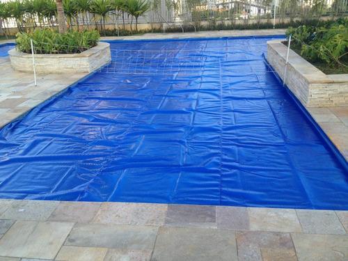 capa térmica piscina capa