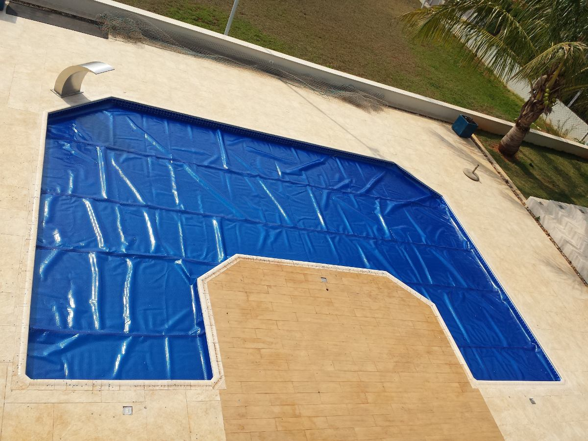 Capa t rmica piscina oferta imperd vel capa bolha r - Oferta limpiafondos piscina ...