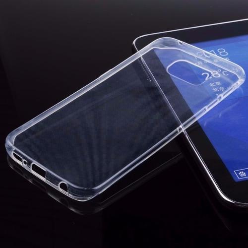 capa tpu case casca de ovo slim transparente galaxy s6 edge
