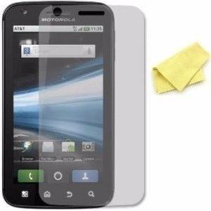capa tpu celular motorola atrix mb860 pelicula plastico gratis