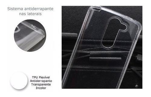 capa tpu flexível p/ lg l prime d337 d331 pronta entrega!