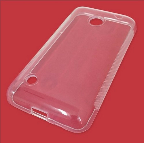 capa tpu nokia lumia 530 + película vidro temperado