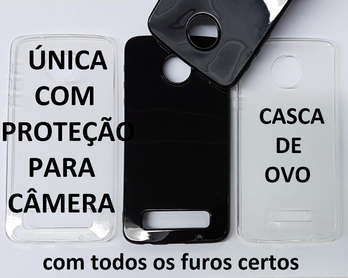 Armario Juvenil Conforama ~ Capa Tpu + Película De Vidro + Traseira Moto Z Play Xt1635 R$ 32,49 em Mercado Livre
