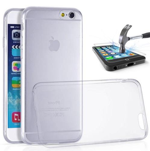 capa tpu transparente premium iphone 6s plus 5,5