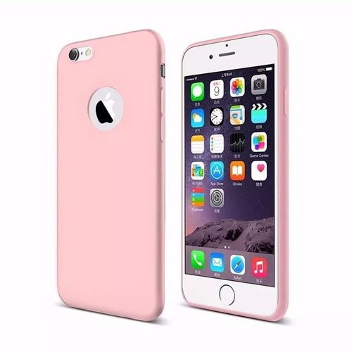capa tpu ultra fina celular iphone x 4 5s se 6 6s 7 8 plus