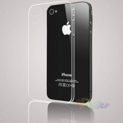 capa transparente para iphone 4 e 4s