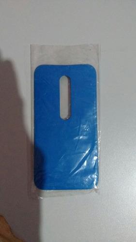 capa traseira moto g 3 é adpitad pra fone de ouvido original