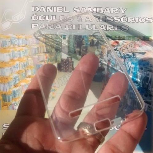 capa ultra fina casca de ovo + película de vidro zenfone 5