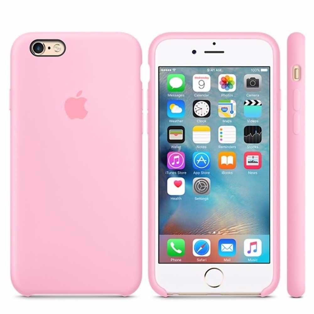8f7ec226b capa vermelha original apple silicone - iphone 6 plus 6s plu. Carregando  zoom.