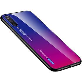 Capa Xiaomi Mi 9 Se Vidro Temperado Colorida  Case+ Película