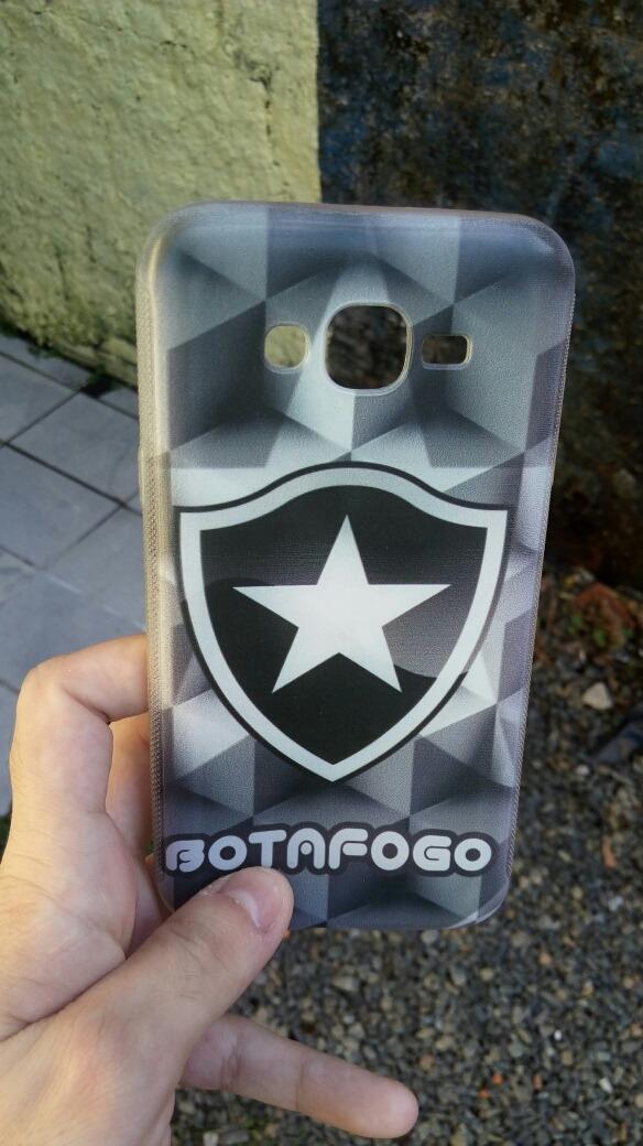 Capa capinha Botafogo Samsung Galaxy J7 Neo 550a2f8cc47c5