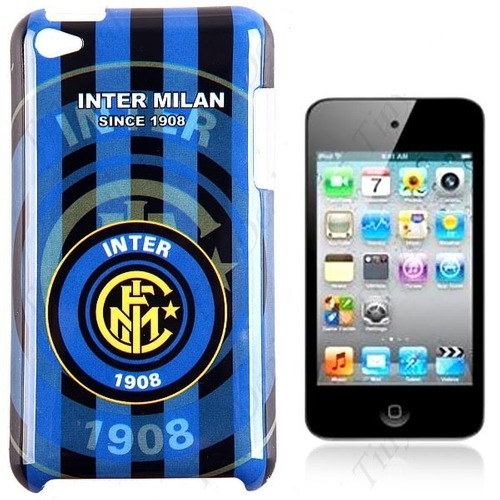 capa/case ipod touch 4ªg (clubes internacionais)