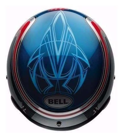 capacete aberto bell custom 500 airtrix heritage tamanho 60