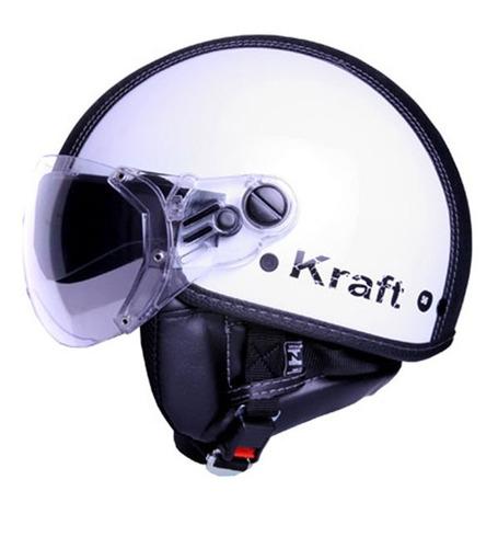 capacete aberto kraft plus tam. 56