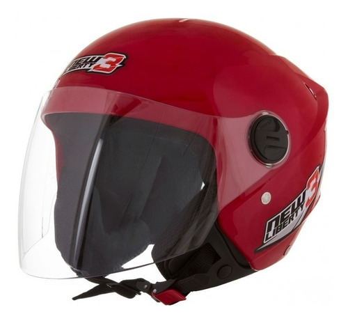 capacete aberto pro tork new liberty three