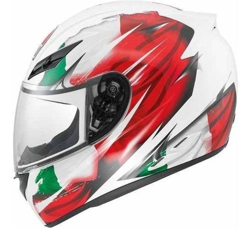 capacete agv k-3 k3 italy flag