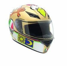 capacete agv k3 chicken melhor preço + frete somos loja!