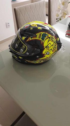 capacete agv pista gpr