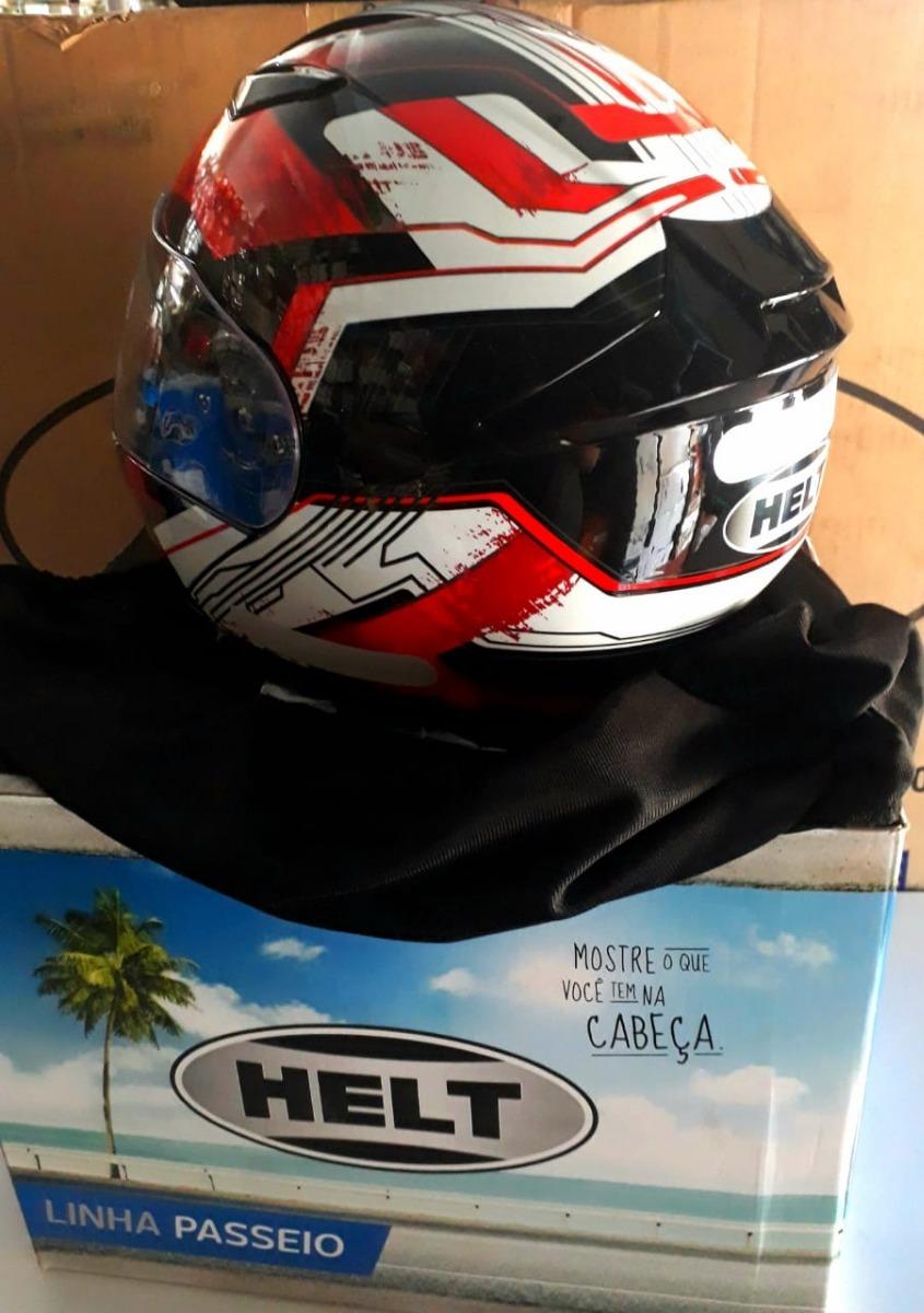 capacete articulado helt hippo glass freedom c  óculos. Carregando zoom. ee2d9870801