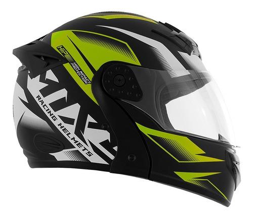 capacete articulado mixs gladiator storm robocop