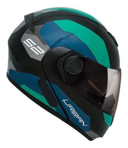 capacete articulado peels urban oculos robocop sync 2 oceano